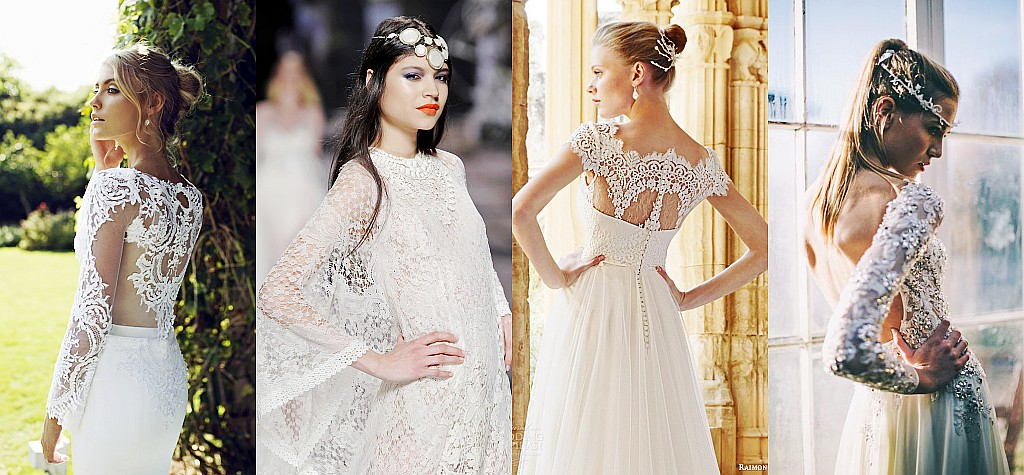 Beautiful Wedding Gowns Celebs Fashion Mag
