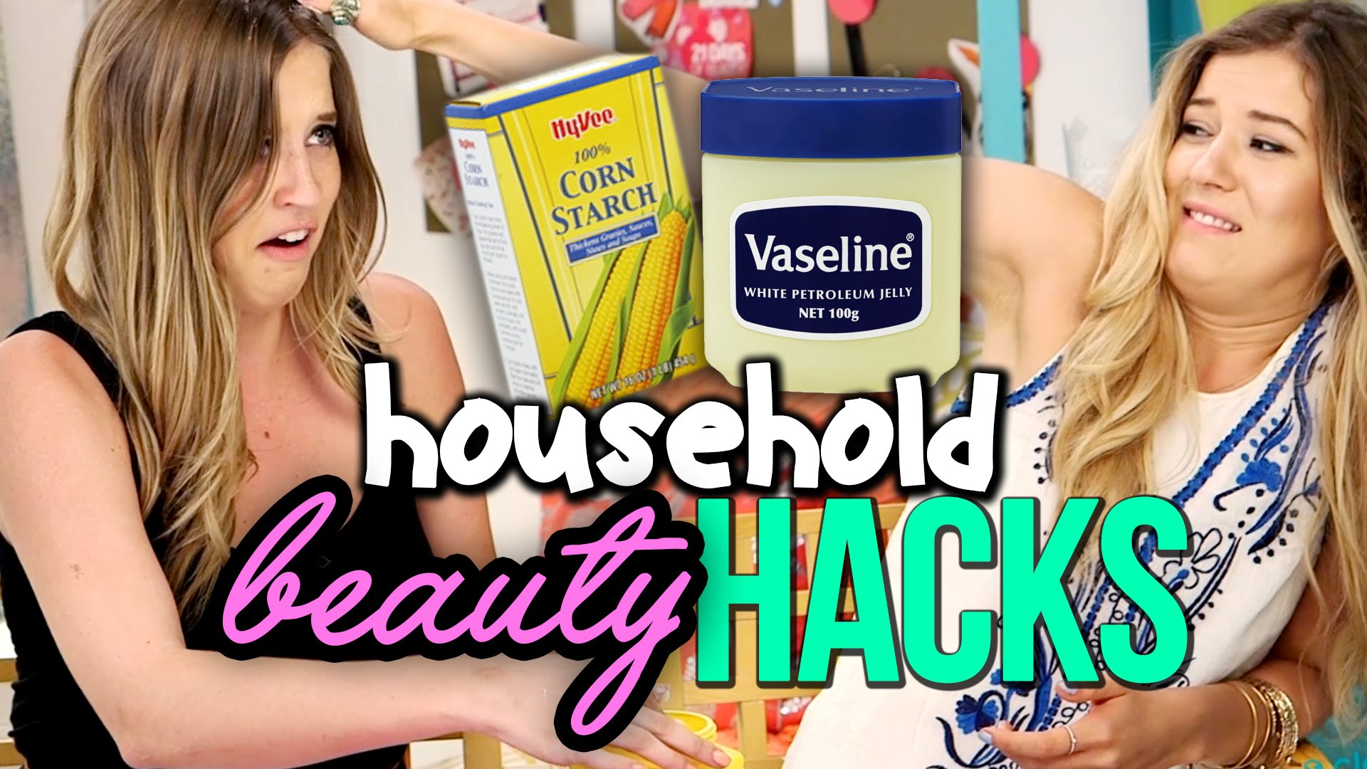 6 Tricks When You Run Out of Beauty Products – Household Beauty Hacks