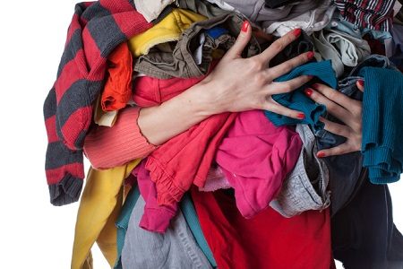 Time To Get Rid Of Faded, Shabby Clothes