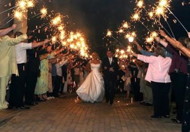 "Why are 36"" Wedding Sparklers the Most Popular Choice?"