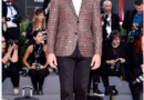 ALESSANDRO EGGER IS THE NEW PRINCE OF THE RED CARPET – and the internet it's all mad about his outfit