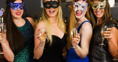 dress up as for a party