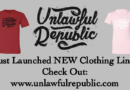 Unlawful Republic ! Men's and Women Fashion Store