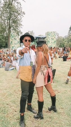 THE weekend's Hot Dub Wine Machine festival was a beacon for global celebrities, led by social media powerhouse Jade Kevin Foster and Instagram star Brooke Styles