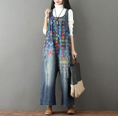 Overalls – The Most Comfortable and Stylish Piece for Summer 2018