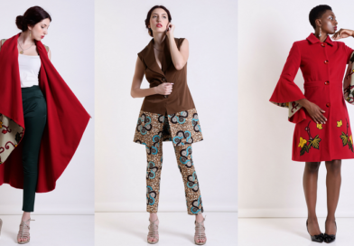 This capsule collection by Modaf Designs is leading the pack in the 'Ready-to-wear' category on Kickstarter!