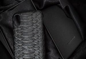 Luxury Snakeskin iphone Case