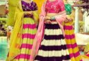Summer colors in ethnic outfits