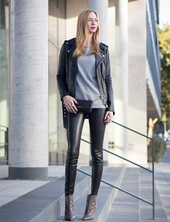 Why you should not limit yourself to owning leather pants