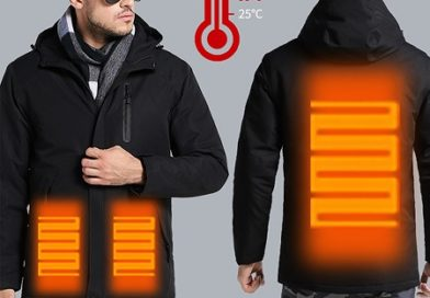 Intеlligеnt USB Heated Jackets a Must Have for Winter