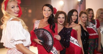 Latest news – Lia Kees former miss Europe 2016 , won a tittle of Miss Monaco 2019 – 3rd runner up!