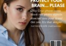 Protect Your Brain With  Cruz Phone Cases