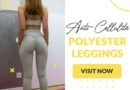 Anti-Cellulite Polyester Leggings ! A Game-Changer In Your Lifestyle