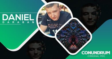 Upcoming Kharkiv Techno Musician Daniel Daraban's Song 'Conundrum (Original Mix)' is the Talk of the Town